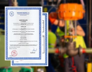 PED certification