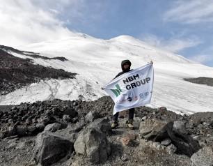 We're on Elbrus