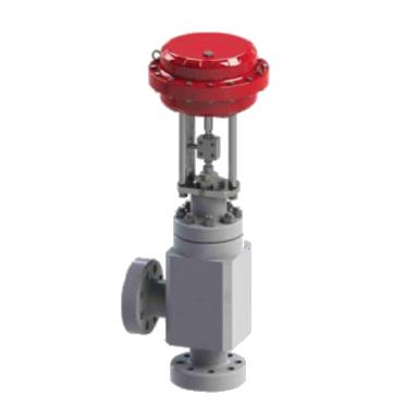Многоступенчатый регулирующий клапан Т-КР4
