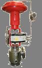 Запорно-регулирующие клапаны для работы накарбамидеLTU