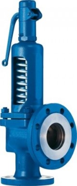 Direct acting safety relief valves