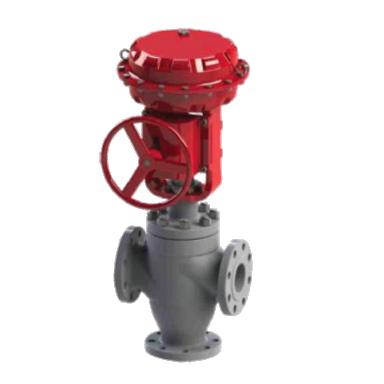 Трёхходовой регулирующий клапан Т-КР3