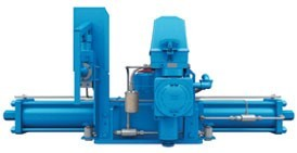 High pressure pneumatic actuators