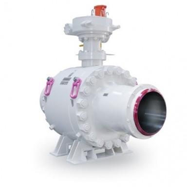 Subsea ball valves