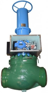 On-off & control valves